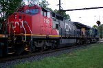 CN 2162 with 5213, 8315 on Q410